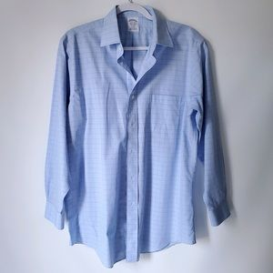 Brook Brothers Men's Button Shirt sz 15 1/2-32